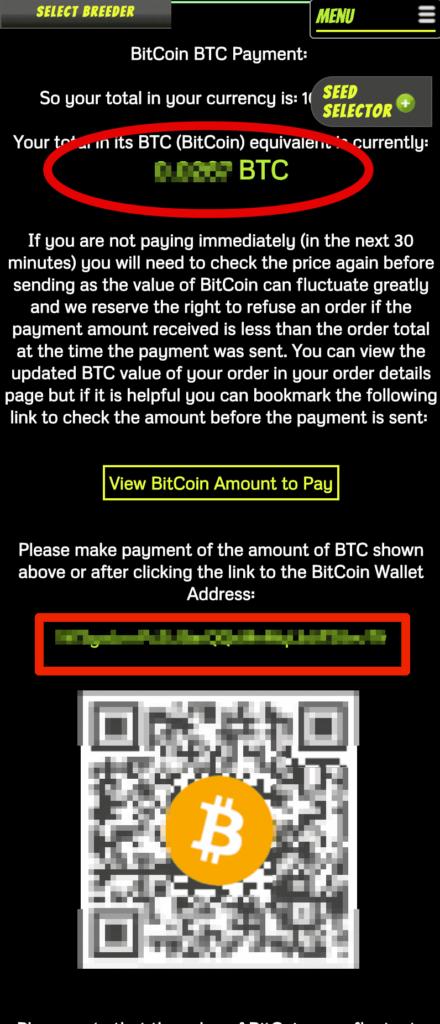 BTC情報